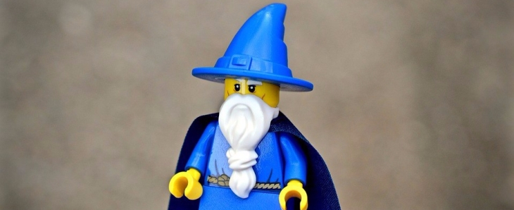 Behold the agile transformation wizard, here to save the day!